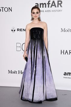 Bella Heathcote in Armani Prive - amfAR's 23rd Cinema Against AIDS Gala - May 19, 2016 #amfarCannes #Cannes2016