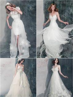 29 Stunning Wedding Dresses - Alena Goretskaya