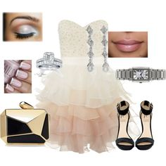 """A special night"" by susy-cestari on Polyvore"