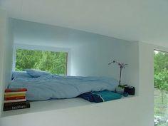 Interior de la casa espacio único