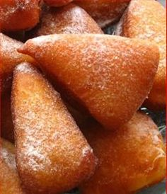 KENYAN Mandazi This is a very popular snack throughout Kenya that is sold at every café, bakery, shop or roadside eatery. Kenyan Cuisine: Slightly sweet doughnut-like buns, serve with Chai Tea.. for a traditional breakfast or snack. . Find out WHAT ELSE
