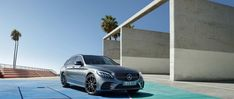The new Mercedes-Benz C-Class Saloon (W and the new Estate (S will start their fifth year of production with extensive modifications. Mercedes Benz C Klasse, New Mercedes, New C Class, Engine Block, Limousine, New Engine, Diesel Engine, Modern Luxury, Cars Motorcycles