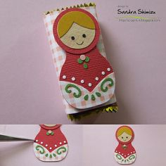 fun-ideas handmade: Tutorial Matryoshka