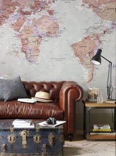 Design Tips for Vintage Luxury   Vintage Industrial Style