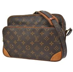 Louis Vuitton Nil / Nile Cross Body Bag $302