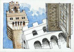JR Sketches: Firenze