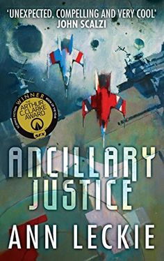 Ancillary Justice (Imperial Radch Book 1) by Ann Leckie, http://www.amazon.co.uk/dp/B00BU1DG1S/ref=cm_sw_r_pi_dp_iJX-vb1QVY7BT