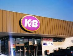 K&B - Chalmette, LA. This is what the one in Ocean Springs, MS looked like. It's currently an ACE Hardware.