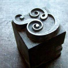 Ampersand Lover | Lovely Designed #ampersand #caslon #love