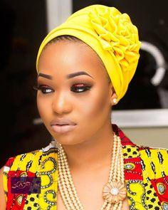 Turban @dijazzled_creation Accessories @sfsnaija Makeup and photography @atokemakeup Muse @xenia_uju