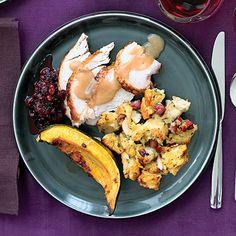 Choose your fresh Thanksgiving feast  5-star modern, splendid vegetarian, or traditional Thanksgiving 2.0