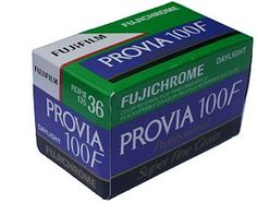 Provia has less saturated colors and contrast compared to Velvia.