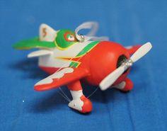Planes El Chupacabra Disney Pixar Hallmark Christmas Ornament 2013 Figurine #Hallmark