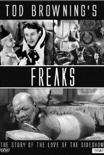 Freaks (1932) A circus' beautiful trapeze artist agrees to marry the leader of side-show performers, but his deformed friends discover she is only marrying him for his inheritance.
