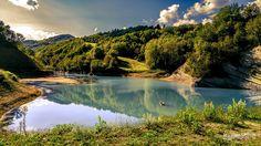 Big Rio Paglia lake - Massimo Saviotti