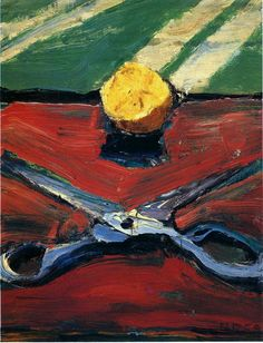 A Still Life Collection: Richard Diebenkorn (1922-1993) An evocative image that would be arresting as a cover for a Detective Emilia Cruz novel https://www.amazon.com/gp/product/B06XXK57FQ/ref=series_rw_dp_sw