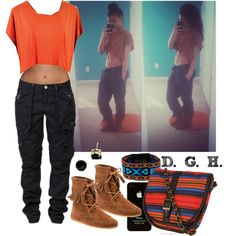"""You've been swimmin' threw my vains.."", created by dopegenhope on Polyvore"