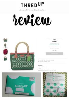 Loving this site!!! Try it out.  Here is that website.   Check out thredUP, the web's largest selection of like-new designer looks at up to 90% off retail. It's also the easiest way to clean out your closet by ordering a Clean Out Kit. Use my link for $20 off!   http://www.thredup.com/r/UIUK95 Per Shelise