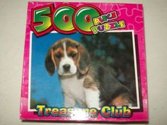 Beagle Jigsaw Puzzle 500 pc
