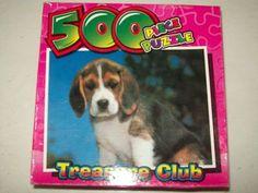 Beagle Jigsaw Puzzle 500 pc