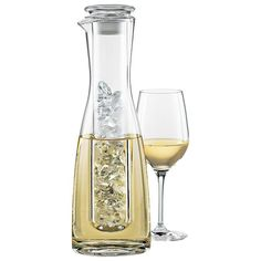 Found it at Wayfair - 2 Piece Chilling Carafe