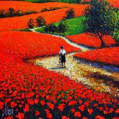 "#art Dima Dmitriev -  ""Footpath"""