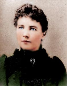 Laura Ingalls Wilder /author of Little House on the Prairie/Country Cabins Laura Ingalls Wilder, Old Photos, Vintage Photos, Ingalls Family, Women In History, Historical Photos, Actors & Actresses, Dame, The Past