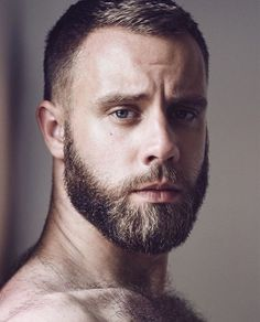 Best of Hairy Men Great Beards, Awesome Beards, Mens Hairstyles With Beard, Haircuts For Men, Beard Styles For Men, Hair And Beard Styles, Hairy Men, Bearded Men, Sexy Bart