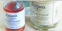 Dillon's - Small Batch Distillers…the best Gin Best Gin, Limoncello, Stuff To Do, Fun Stuff, Packaging Design Inspiration, Distillery, Lemonade, Ontario, Toronto