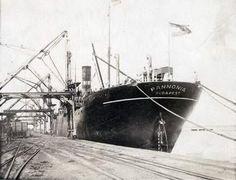 Oceana Tengerhajózási RT, Budapest, HU, 1922-1927 Hungary, Budapest, Sailing Ships, Sailboat, Tall Ships