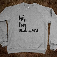 I should wear this when I network:P