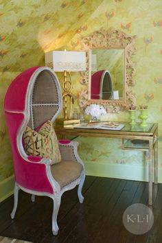 Kelly Wearstler Inspired Room