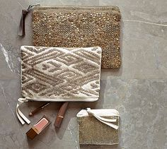 Beaded Pouches  http://rstyle.me/n/cwskypdpe