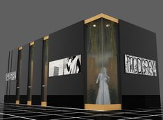 Wedding Exhibition Stand Design on Behance