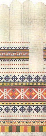 60cc7eccbea Knitted Mittens Pattern, Fair Isle Knitting Patterns, Crochet Mittens,  Knitted Gloves, Knitting