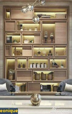 11 Splendid DIY Display Cases Design to Make A Cozy Room However, exactly how are you going to show honor medals, trophies, and even pins? Here are some DIY display cases that you could use. Shelf Design, Cabinet Design, Storage Design, Display Design, Design Design, Design Ideas, Living Room Display Cabinet, Regal Display, Wooden Storage Boxes