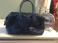 Blue Bottega Veneta Bag!