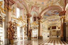 St. Admont, Austria - by Christoph Seelbach