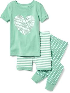 3-Piece Graphic Sleep Set for Baby Product Image