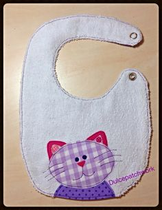 Help With Toddler Separation Anxiety Toddler Bibs, Baby Bibs, Baby Patterns, Sewing Patterns, Sewing Crafts, Sewing Projects, Baby Couture, Baby Alive, Baby Sewing