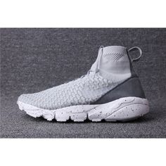 76c85035459 Buy Nike Air ZOOM - Hot Nike Air Footscape Magista Flyknit Grey Mens Shoes