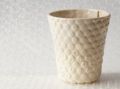 I really want to feel this whimsical cup in my hands (Design exhibition of Tokyo Design Week - 2013 (ieva valentina)