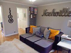 Nashville Townhome Rental: Hip Townhouse In The Heart Of Nashville's Belmont-hillsboro 12south Neighborhood | HomeAway