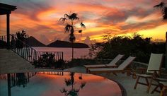 Inspirato's Frenchman's Paradise residence in Tortola, British Virgin Islands.