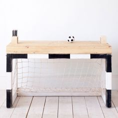 Check out the JAN Table in Children's Desks & Tables, Children's Furniture & Accessories from XO-in My room for Bedroom Themes, Kids Bedroom, Bedroom Decor, Boys Soccer Bedroom, Bedroom Ideas, Lego Bedroom, Boys Room Sports, Hockey Nursery, Bedroom Designs