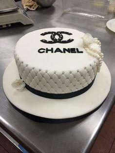 Chanel torte fondant