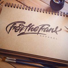 Мои закладки Brush Lettering Worksheet, Brush Lettering Quotes, Lettering Tutorial, Lettering Design, Logo Design, Typography Alphabet, Typography Quotes, Calligraphy Letters, Caligraphy