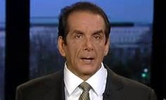 Charles Krauthammer - Pulitzer Prize-winning syndicated columnist, author, political commentator, and physician - United States