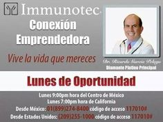 Testimonios de salud Immunocal en Llamada Oncologica - YouTube
