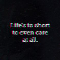 Its not worth it